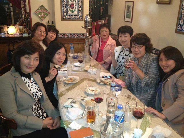 女子会20120611